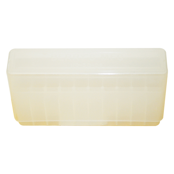 Berry's #110 - 270 / 30-06 Ammo Box 20 Round (Clear