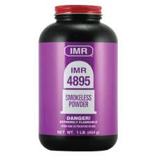 IMR 4895 Smokeless Powder (1 lb )