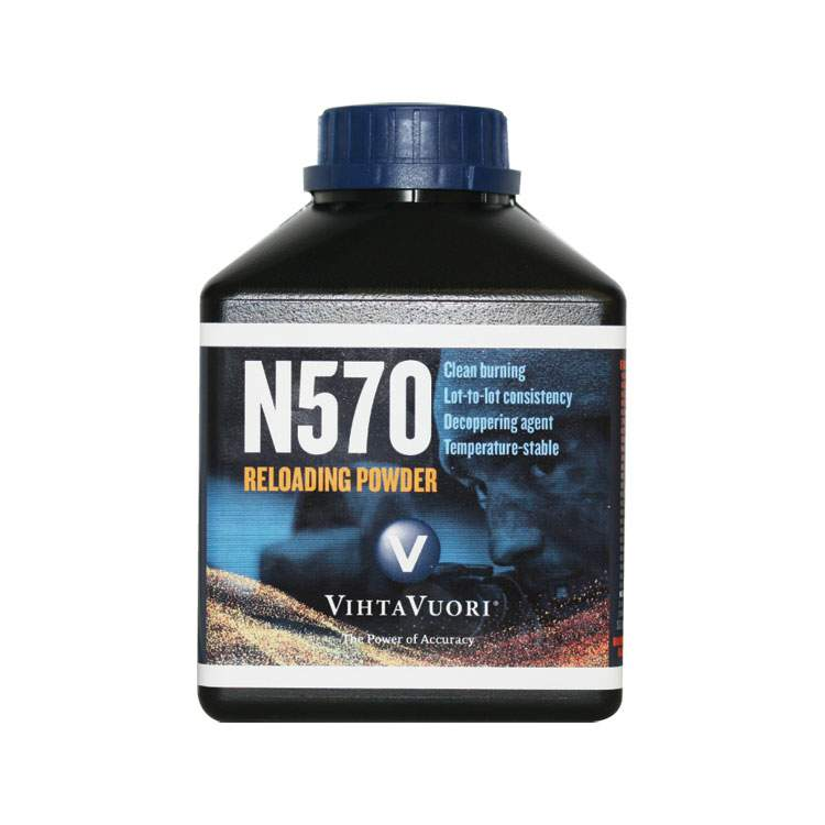 VihtaVuori N570 Smokeless Powder (1 lb )