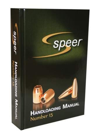 Speer Reloading Manual #15 - Precision Reloading